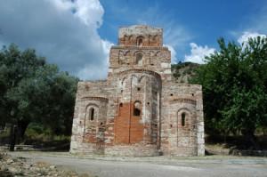 Le absidi della chiesa Santa Maria dei Tridetti