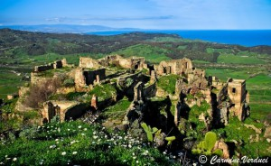 Ecco il borgo di Brancaleone antico (RC) Foto © Carmine Verduci