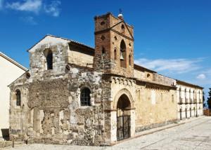 La chiesa di Sant'Adriano a San Demetrio Corone