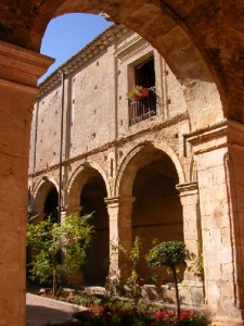 Il convento che ospita il Museo