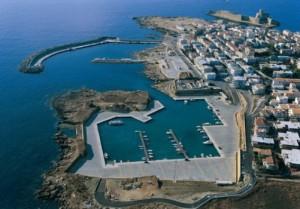 Porto di Le Castella